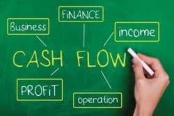 Texas CLASS Cash Flow Analysis