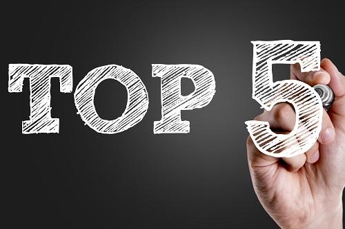 Top 5 Economic Factors for 2017