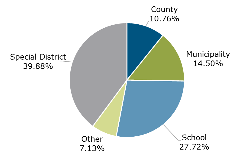 04.21 - Texas CLASS Participant Breakdown by Entity Type