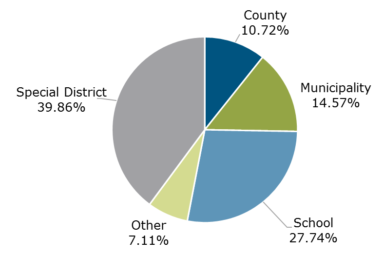 05.21 - Texas CLASS Participant Breakdown by Entity Type